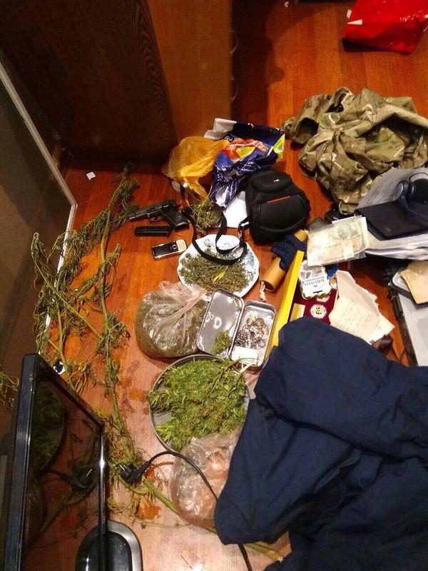 На Одещині СБУ ліквідувала ОЗУ, що «кришувалось» корумпованими правоохоронцями