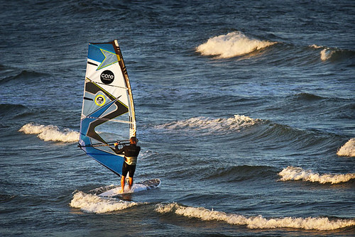 Windsurfing at Torquay, Victoria, Australia IMG_5366_Torquay