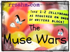 Muse Wars- Prescribed For Writers Block and Blog Disillusion