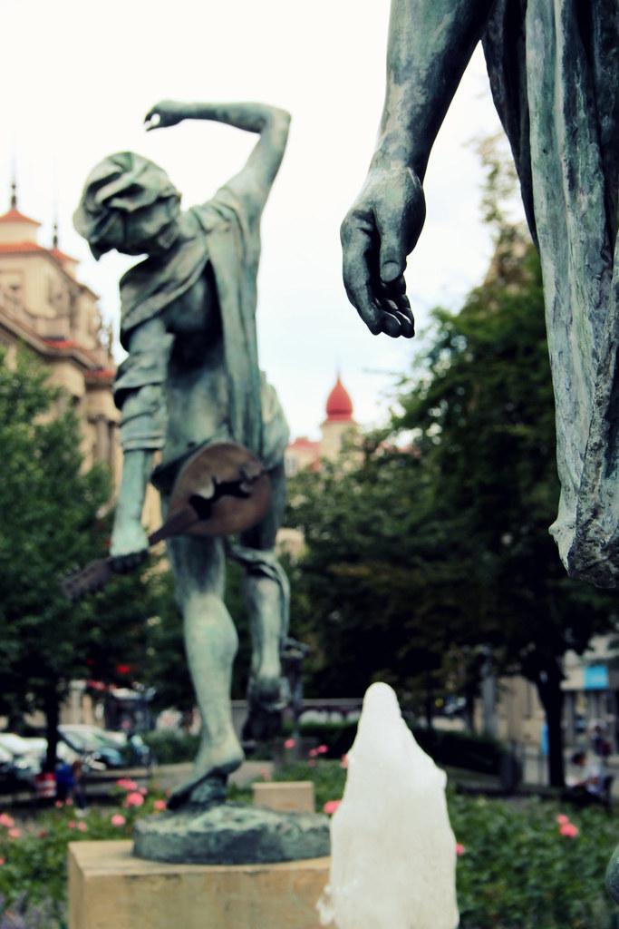 Exporing Prague
