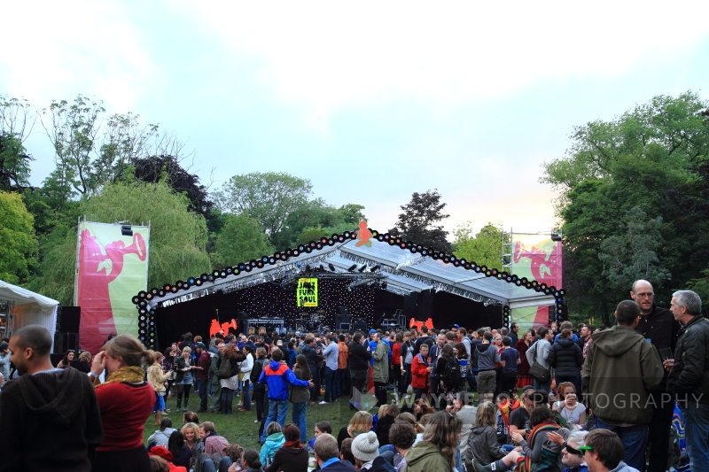 Mostly Jazz, Funk and Soul Festival 2012