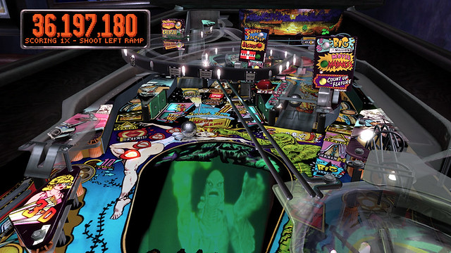 The Pinball Arcade: Creature From the Black Lagoon
