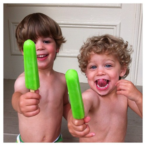 Yummy Popsicles