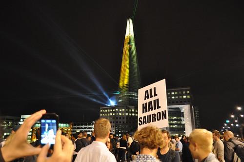 All Hail Sauron
