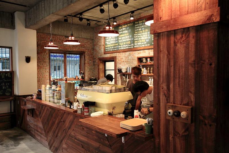 cafe junkies 小破爛咖啡館