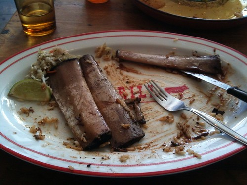 Ribs aftermath
