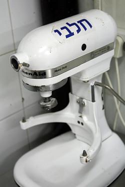 non-dairy mixer
