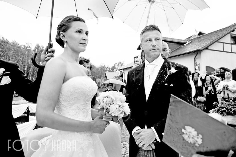 zdjęcia ślubne  K&A