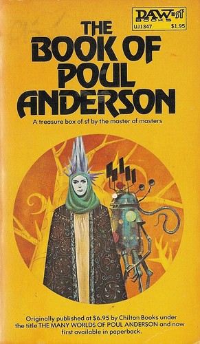 Poul Anderson - The Book of Poul Anderson (DAW)