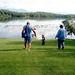 Boat Ride: Hurry up, Grandma & Grandpa!