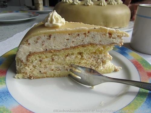 Lübecker Marzipan-Torte (1)