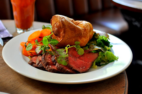 Sunday Roast at The Mall Tavern - London