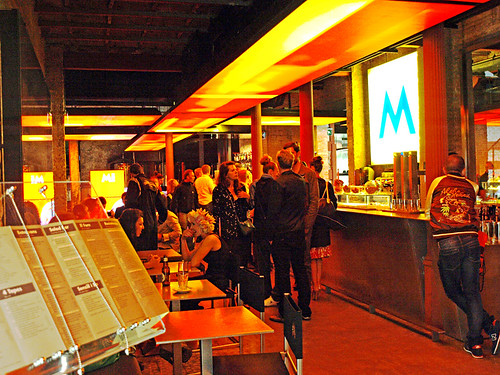 Moritz Factory, Barcelona