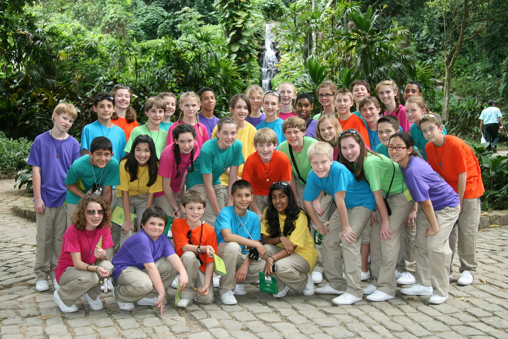 Colorado Children's Choir 2008 Tour of Brazil