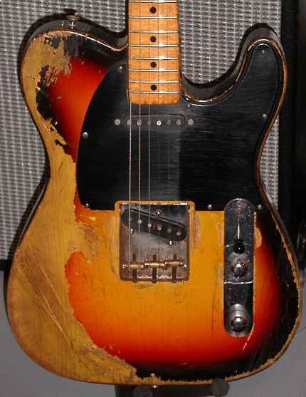 Photo:Fender Guitar  21 By Larry Ziffle