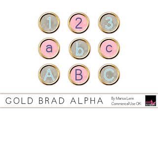 Vienna Gold Brad Alpha