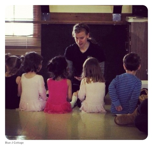 Teaching <3