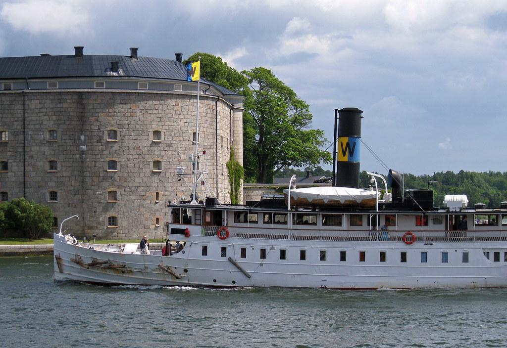 Waxholm 14JUL2012