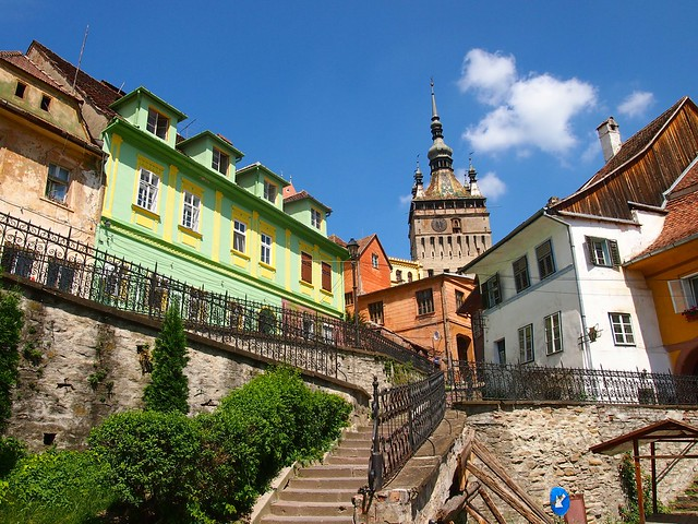 5 Things To Love About Sighisoara Romania