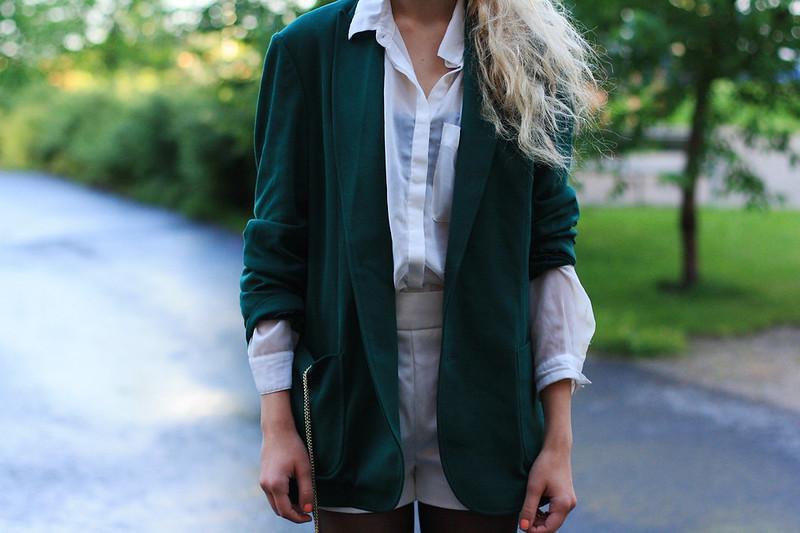 vihreä sininen jakku 017