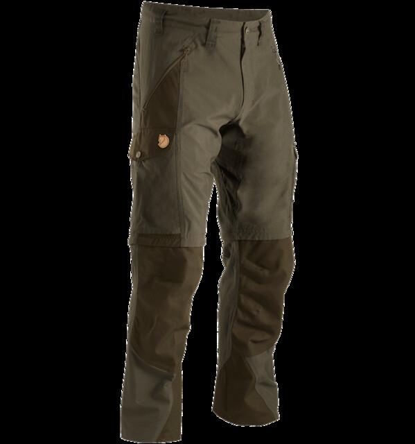 abisko zip-off trousers