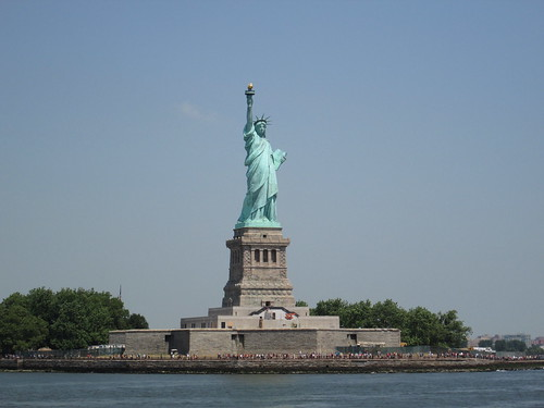 Statue of Liberty, Liberty Island, NYC. Nueva York