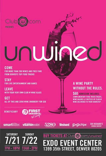 UnWined Party in Denver