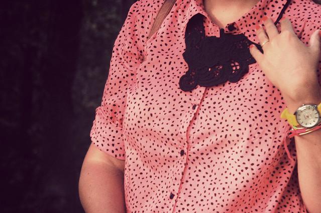 LOOK leopard print