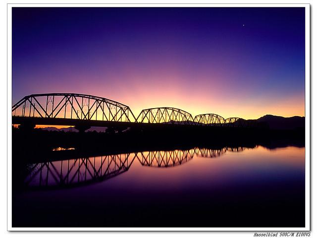 台東 枋山 與鐵橋 7月這2捲底片分享!!