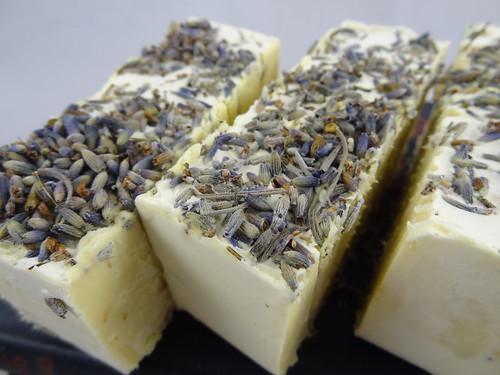 Lavender Olive Oil Soap July 2012 (1)