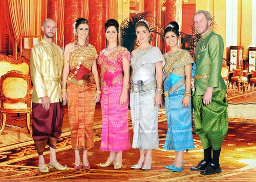 khmer-dress by Cambodian Clothes