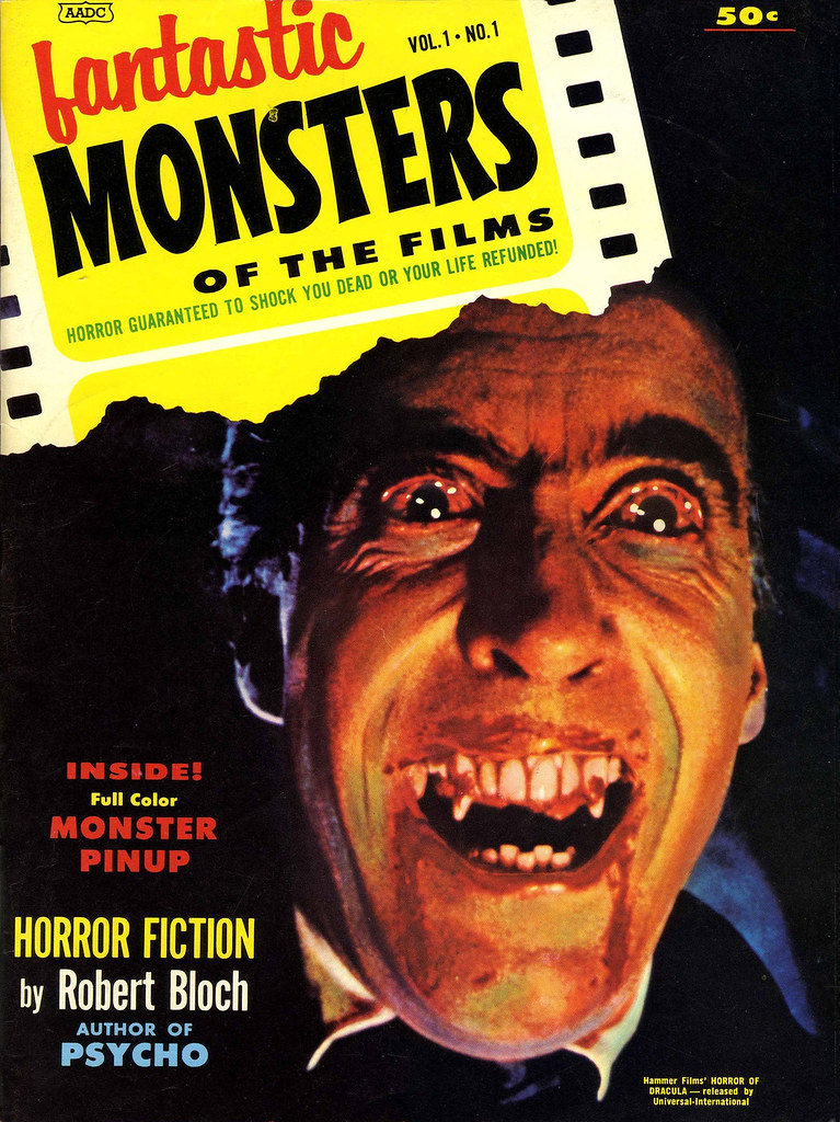 Fantastic Monsters Of The Films - 1