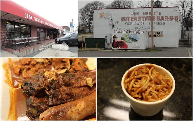 Jim Neely's Interstate Bar-B-Q, Memphis TN