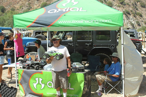 Azusa Canyon OHV Park Grand Opening
