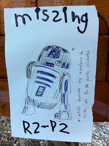Missing R2
