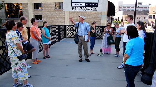 Warehouse District Tour with Preserve Minneapolis