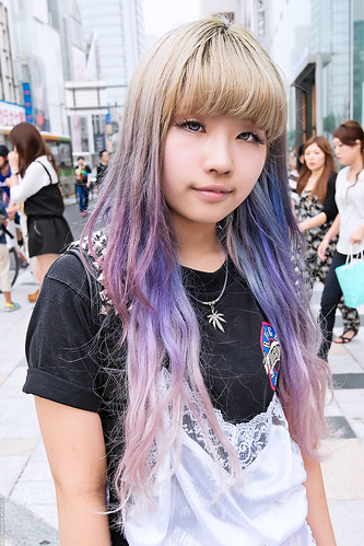 You in Harajuku