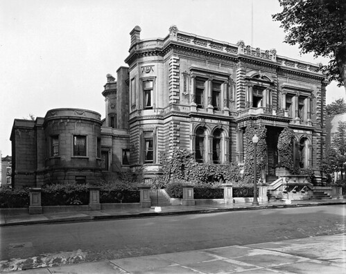 Mount Stephen Club, Drummond Street, Montreal, QC, 1934-35