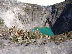 Volcan Irazù (3 432 m) - Costa Rica