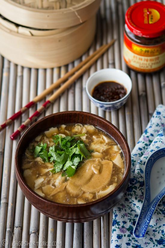 Tofu nao a northern china breakfast dish ichigo shortcake tofu nao a northern china breakfast dish forumfinder Images