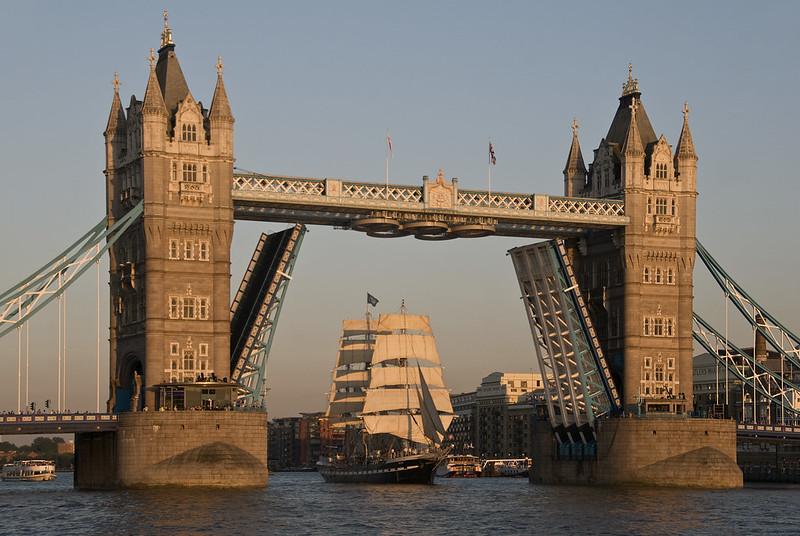 Belem at Tower Bridge