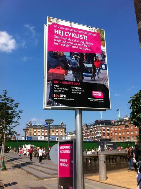 Hi Cyclist!