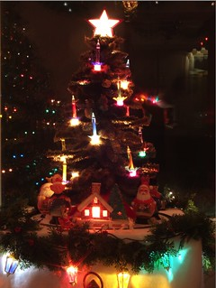 Bubbling Christmas Tree Lights