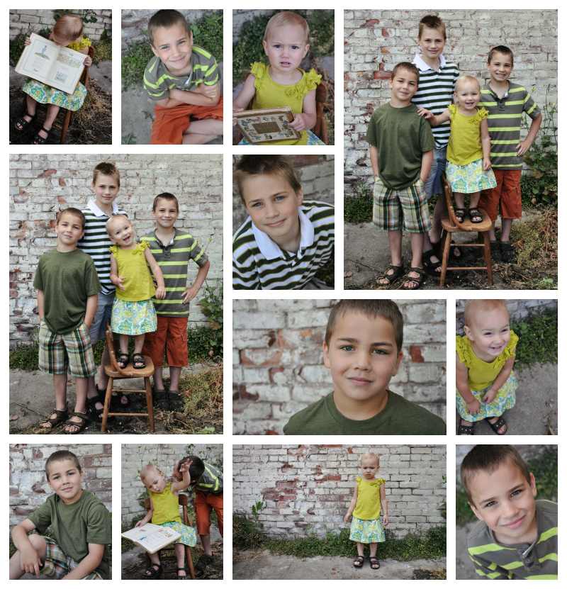 The Kids ~ July 2012