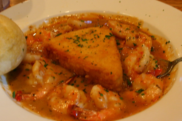 New Orleans-Style BBQ Shrimp at Chimes | Flickr - Photo Sharing!