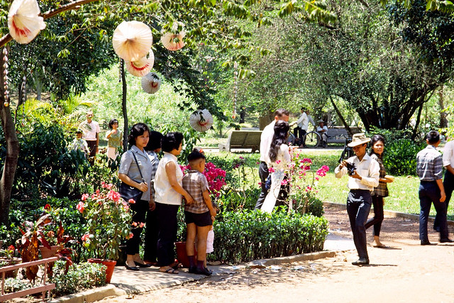 Sở Thú và Thảo Cầm Viên - Saigon Zoo and Botanical Gardens