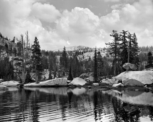Ten Lakes Basin - Yosemite N.P.