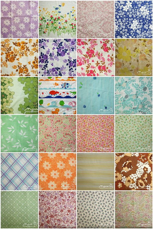 July's fabric finds