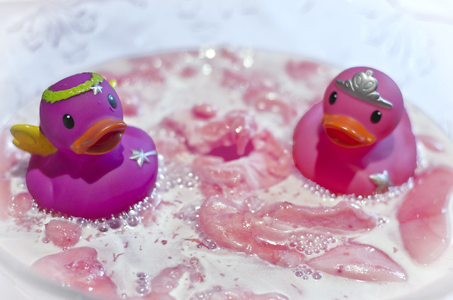 bubble bath pink punch flickr photo sharing