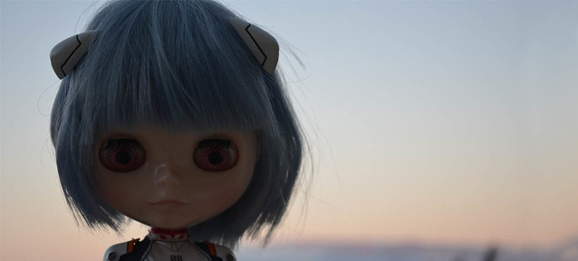 CWC Exclusive Neo Ayanami Rei Meets Blythe 7690603534_6d9a415f05_z